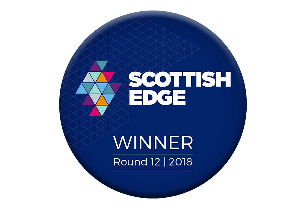 Scottish Edge Winner 2018