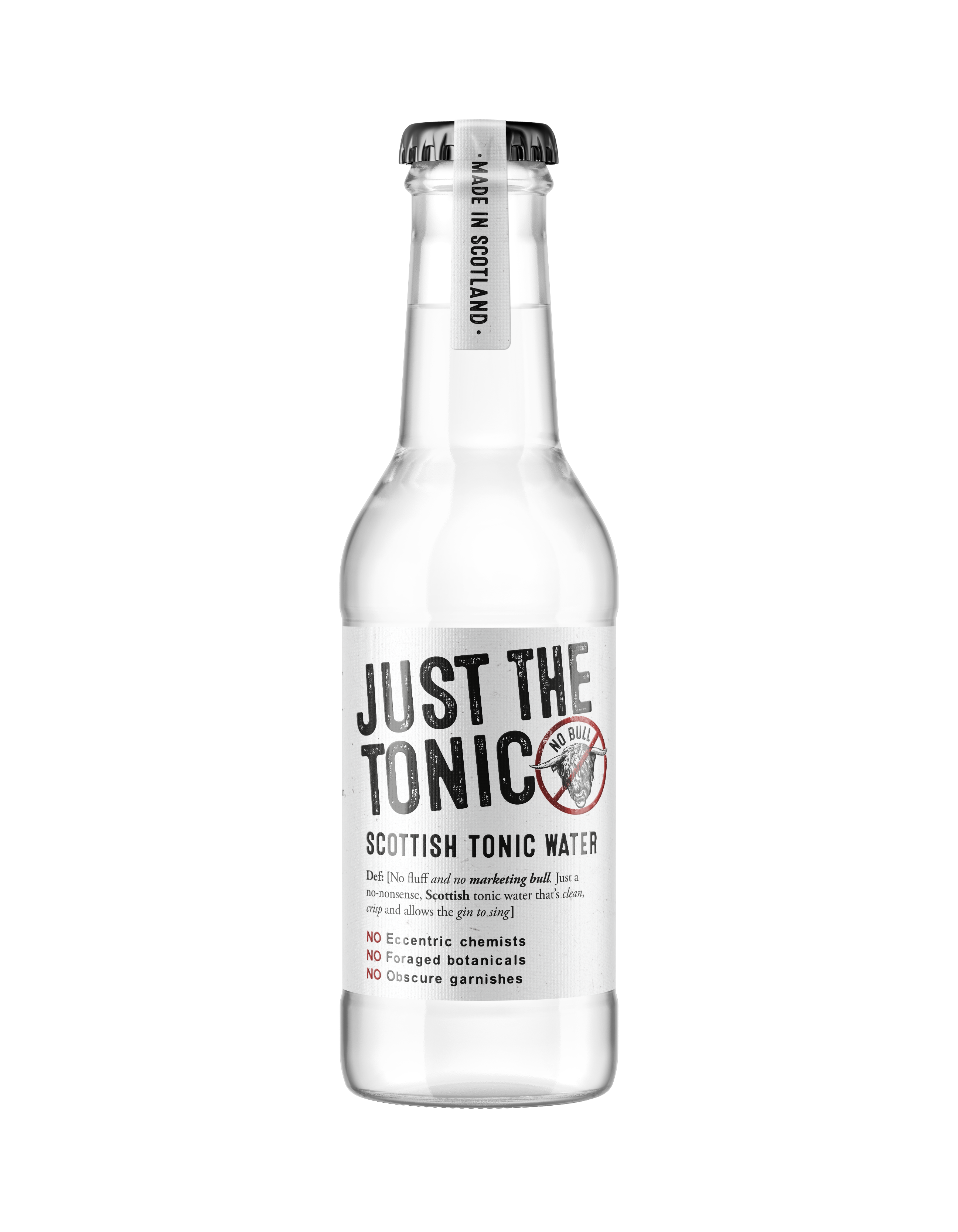 Just the Tonic no bull